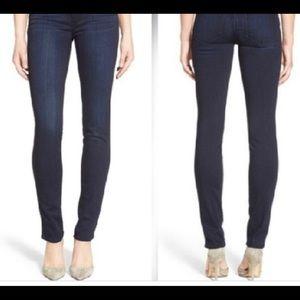 Paige Peg Skinny Jeans Size 27 Bardot